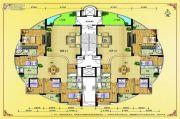 水岸花城5室2厅3卫236--237平方米户型图