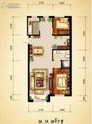 盛世温泉嘉苑0室0厅0卫108平方米户型图