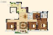碧桂园翡翠湾4室2厅2卫165平方米户型图
