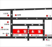 锦绣花园交通图