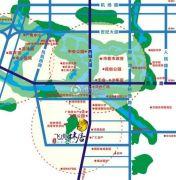 民鑫飞虎林居交通图