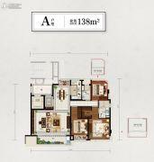 合景・天銮3室2厅2卫0平方米户型图