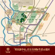 国博城交通图