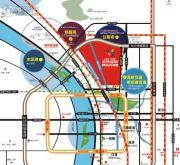 香江红星家具建材博览中心交通图