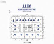 广州绿地中央广场0平方米户型图