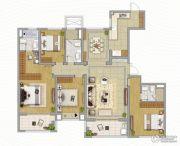 海峡城4室2厅0卫180平方米户型图
