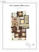 滨江・锦绣之城4室2厅2卫0平方米户型图