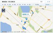 瀚城国际二期交通图