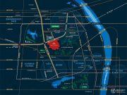 润和山水郡交通图