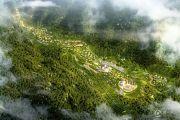 神农架龙降坪国际生态旅游度假区效果图