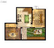 蓝爵庄园0室0厅0卫90--100平方米户型图