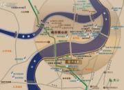 融创玖玺台交通图