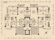 棉湖新城4室2厅0卫175--185平方米户型图