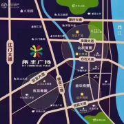 纬丰广场交通图