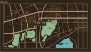 新城�o�Z交通图