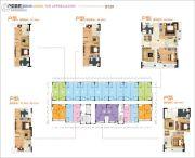 奥特莱斯V公寓0平方米户型图