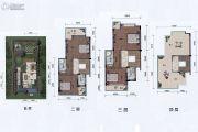 贝沙湾4室2厅5卫243平方米户型图