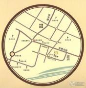 四季花城交通图