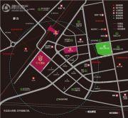 恒大�B庭交通图