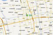 中南锦庭交通图