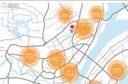 长投海德公园交通图