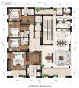 西溪十九府5室2厅4卫0平方米户型图