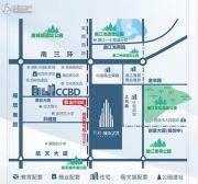 万科・城市之光交通图