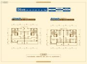 总部生态城・总部花园1室1厅1卫253--282平方米户型图
