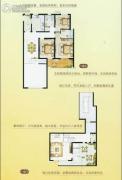 金水湾花园3室2厅2卫165平方米户型图