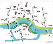丽湾国际三期长岛壹号交通图
