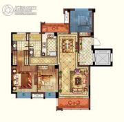 泉州保利城3室2厅2卫0平方米户型图