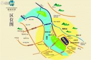南城水岸交通图