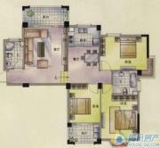 东方名城0室0厅0卫120平方米户型图