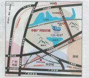 时代天韵交通图