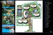 海南凯文清水湾度假公馆规划图