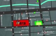 现代城交通图