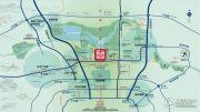 北京城建・龙樾华府交通图