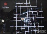 天中国际交通图