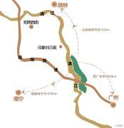 阳光100原味漓江交通图