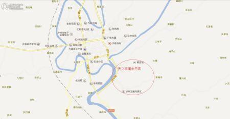 泸县玉蟾国际温泉度假区