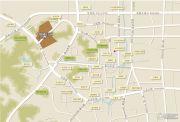 香醍花园交通图
