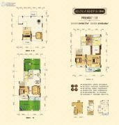 南宁恒大华府4室2厅3卫199平方米户型图