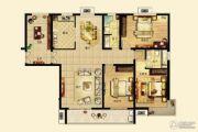 锦绣江南4室2厅2卫178平方米户型图