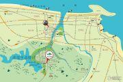 香逸湖畔花园交通图