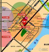 昊天广场交通图