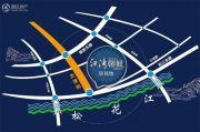 森晟江湾馨城交通图