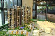 广州亚运城沙盘图