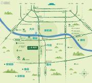 固安来康郡交通图