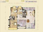 广基・自由星城4室2厅2卫0平方米户型图