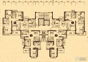 无锡恒大城100--127平方米户型图
